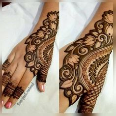 Hina, hina or of any other mehandi designs you want to for your or any other all designs you can see on this page. modern, and mehndi designs Henna Hand Designs, Mehndi Designs Finger, New Bridal Mehndi Designs, Mehndi Designs 2018, Mehndi Designs For Girls, Modern Mehndi Designs, Mehndi Design Pictures, Mehndi Designs For Fingers, Beautiful Mehndi Design