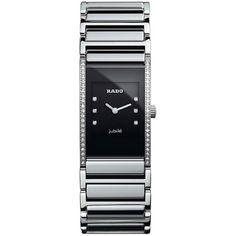 Rado Integral Jubile Ladies Watch R20759752, Size: 20mm, As Shown