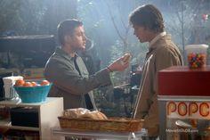 Supernatural - Publicity still of Jensen Ackles & Jared Padalecki