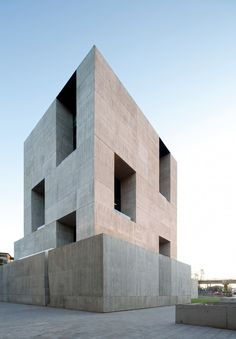 Innovation Center UC – Anacleto Angelini / Alejandro Aravena | ELEMENTAL