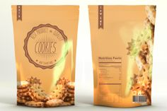 This is the FREE Snacks Product Bag Mockup by Barin Cristian. It's available for personal and commercial use. It comes as a PSD file that can be customised to your own taste.