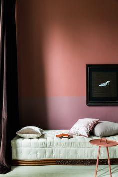 Couleur: Dulux Valentine - Marie Claire Maison
