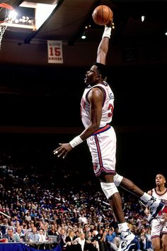 Pat Ewing - New York Knicks