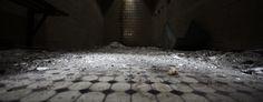"""Dirty"" #photo #maciekcichon #art #philly #philadelphia #prison #floor #tiles #old"