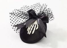 BONE COLLECTION-SKELETON HAND HAIR CLIP HAT