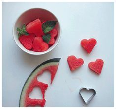 ♥♥♥Aww I have to do this for my baby girl, Watermelon is her favorite!