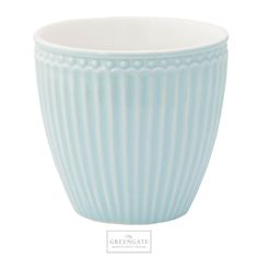 GreenGate Latte cup Alice pale blue SS16 #GreenGateOfficial