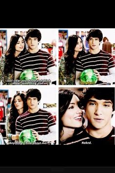 Normally I ship Scott with Issac, but him and Allison are too cute together.