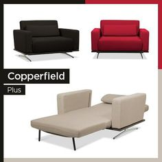 Copperfield Plus Chair Bed