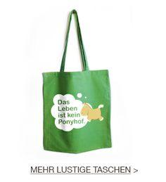 Unsere schönen Taschen und Beutel mit lustigen Motiven, jetzt selbst gestalten und bedrucken unter: http://www.t-shirt-mit-druck.de/accessoires-selbst-gestalten.htm