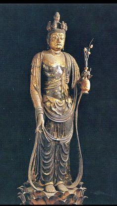 聖林寺 十一面観音立像