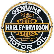 Harley Motor Oils