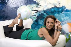 Protect and save Mother Earth.🍀🍃 Picture even Eva Larue, Save Mother Earth, Celebrity Feet, Instagram, Super, China, Woman, Porcelain