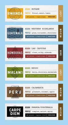 TOMS Roasting Coffee — The Dieline - Branding & Packaging