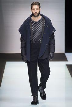 Giorgio Armani, Look #2