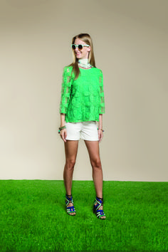 #louloulondon #fashion #style #ss2016 #newcollection #picnicatBuckinghampalace