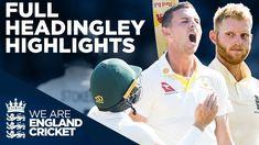 Ashes Cricket, England Cricket Team, Latest Video, Highlights, Interview, Australia, Youtube, Luminizer, Hair Highlights