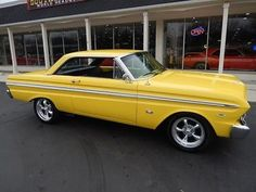 Falcon - My list of the best classic cars 65 Ford Falcon, Mercury Cars, Australian Cars, Ford Fairlane, Best Classic Cars, Hot Rides, Old Cars, Muscle Cars, Vintage Cars