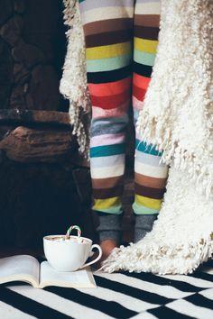 Love those pants!