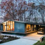 This Mid-Century Modern House In North Carolina Received A Fresh Update