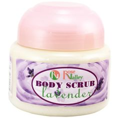 cristinnecosmetics.ro Exfoliant natural cu lavanda pentru corp, cod 77502, $9