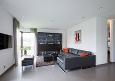 Building a Great Home Theater House Extension Design, Extension Designs, Home Theater Seating, Home Theater Design, Built In Entertainment Center, Home Entertainment, Villa, German Houses, The Big Comfy Couch