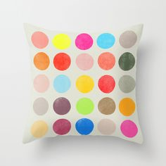 //COlor play pillow x