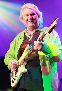 Chris Squire, Co-Founder of Rock Band Yes, Has Died at Age 67