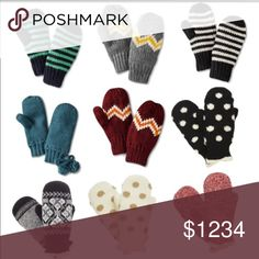 NWT Isotoner knit mittens Nwt Mittens from Impressions by Isotoner are a simple and pretty way to stay warmer on cooler days. The mittens have a chic style that perfectly pairs with your winter outerwear. The lightweight fabric on the mittens provide warmth for your hands in most types of colder weather. The winter mittens are easily washable by washing in cold water and tumbling dry. Material: 57% Acrylic, % 43 Polyester Fabric Weight: midweight fabric Cuff Style: Hemmed Fleece lined 3…