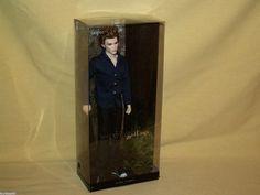 Twilight Saga Jasper Doll Barbie Vampire Pink Label 2012 Y5190 Mattel Stand New