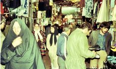 Iran in the 80s – a glimpse of a forbidden place