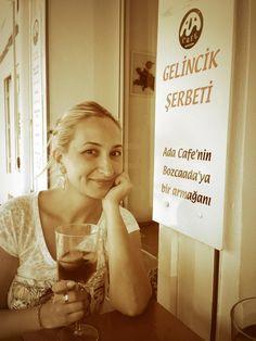 Twitter / gamzelihayat: Bozcaada'ya gelip @AdaGelincik'te ... // Ada Cafe® Bozcaada
