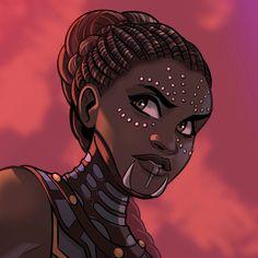Princess Shuri of Wakanda