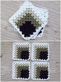 Diy Crafts - crochet,free-Pyramid Crochet Afghan Pattern Free Her Crochet Crochet Quilt Pattern, Crochet Blocks, Granny Square Crochet Pattern, Crochet Stitches Patterns, Crochet Squares, Crochet Motif, Free Crochet, Knitting Patterns, Afghan Patterns