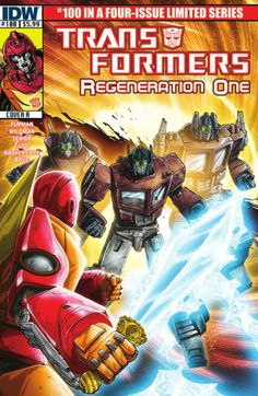 IDW March 19  issue 100....the end to a great series.