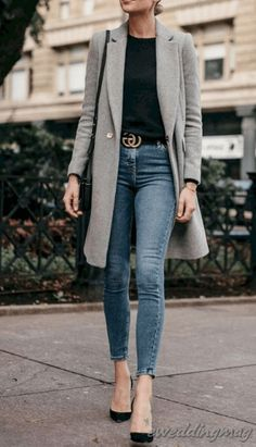 25 Cool Fall Outfits You need For Your Fall Wardrobe Outfits 2019 Outfits casual Outfits for moms Outfits for school Outfits for teen girls Outfits for work Outfits with hats Outfits women Autumn Fashion Women Fall Outfits, Cute Fall Outfits, Winter Outfits For Work, Outfits For Teens, Blazer Outfits For Women, Classic Fashion Outfits, Semi Formal Outfits For Women, Classic Outfits For Women, Fall Office Outfits
