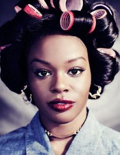 Azealia Banks twitter, instagram song, hip hop young princess. : ThyBlackMan.com