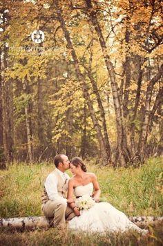 September Wedding in Montana