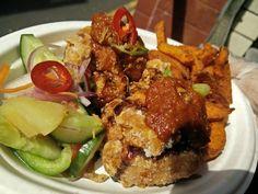 Nasi Lemak Street Food University Of Manchester, Nasi Lemak, Street Food, Tuesday, November