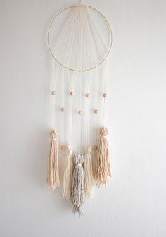 #diy #cazadordesueños #dreamcatcher #atrapasueño  #moderndiy El paso a paso en el blog crafterfest.com