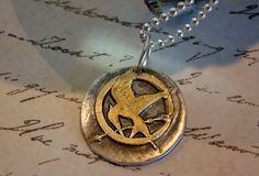 Hunger Games Mockingjay Pendant
