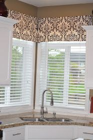 Starter home to Dream home: The $10, 30 minute, Valance- use link on how-to demo; reference for how to hang