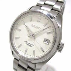 SEIKO Mechanical 6R15-00C0 Silver Men's Wrist Watch 3N0131 #brandear #watch
