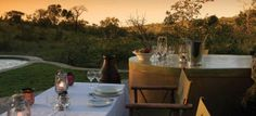 Tuningi offers all the sumptuousness of a five star lodge as well as a warm and relaxed atmosphere, delicious food and fabulous game drives.