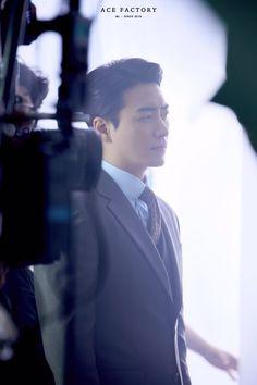Joon Hyuk, Lee Joon, Handsome, Teddy Bear, Fictional Characters, Jun, Teddy Bears, Fantasy Characters