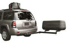 America's leading site for discount ROLA Adventure System Hitch Cargo Box 59108 prices. Storage Pods, Storage Ideas, Minivan Camping, Ute Camping, Hitch Rack, Honda Element, Sprinter Van, Mercedes Sprinter, Trailer Hitch
