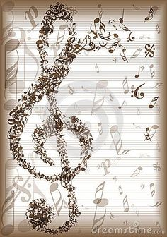 music notes music notesYou can find Music notes and more on our website. Sound Of Music, Music Love, Music Is Life, Piano Pictures, Music Pictures, Music Crafts, Music Decor, Music Notes Decorations, Music Drawings