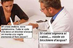 #umorismo #vignette #dottori
