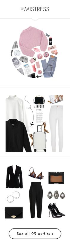 """#MISTRESS"" by nygogi ❤ liked on Polyvore featuring Dot & Bo, H&M, PyroPet, Romanelli, Lapcos, Butter London, Topshop, Converse, Lala Berlin and Cheap Monday"