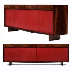 cabinets by Joaquim Tenreiro